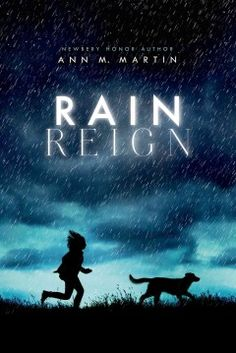 Rose has Aspergers and lives in a small town that does not quite know how to handle her.  She loves homophones and the book is filled with them.  She names her dog Rain, Reign.  This is a beautiful story about a special needs child and her bond with her dog.  A hurricane hits, and her dog gets lost, sending Rose's world into a spiral.  I became attached to the characters and missed them when the book ended.