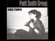 Patti Smith Radio Ethiopia ( full 1976 album )