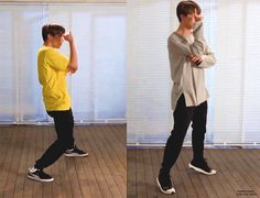 180222 [BANGTAN BOMB] j-hope & Jimin Dancing in Highlight Reel (Focus ver.) - BTS (방탄소년단) || #JHOPE #JIMIN #BTS