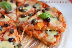 Vegetable Pizza, Sweet Home, Vegetables, Food, Salads, House Beautiful, Essen, Vegetable Recipes, Meals