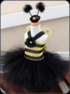 Bumble Bee Costume Halloween Costume Bumble Bee by Gurliglam, $48.00
