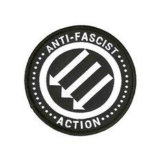 Antifa United — Patches