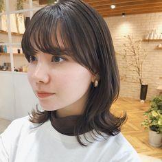 Aoyama, Hair Styles, Chair, Hair Plait Styles, Hair Makeup, Hairdos, Haircut Styles, Stool, Hair Cuts