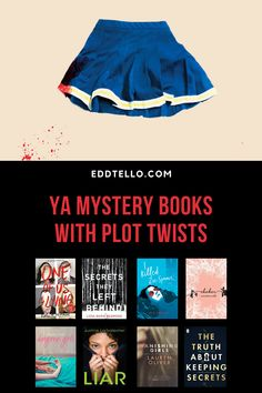One of Us Is Lying and 12 other must-read YA stories with shocking plot twists that will keep you guessing even after finishing them. What is your favorite YA mystery novel? #yabooks #YoungAdultBooks