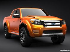 2009 Ford Ranger Max Show Truck