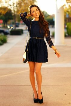 Hapa Time - a California fashion blog by Jessica - new fashion style - 2013 fashion trends: Sweet Nothings