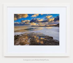 Whiterock Beach, Killiney Bay, Ireland Frame size x Frame Sizes, Pigment Ink, Ireland, Tapestry, Fine Art, Photo And Video, Beach, Prints, Instagram