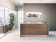 #office #officefurniture #RECEPTION #line #desk #officeandcompany