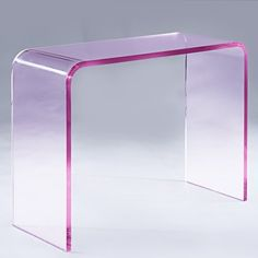 Found it at AllModern - Waterfall Console Table