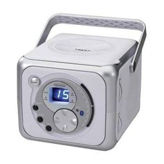 Jensen Red CD Bluetooth Boombox Portable Bluetooth Music System with CD Player +CD-R/RW & FM Radio with Aux-in & Headphone Jack Line-in Limited Edition- (Red) Radio Cd Player, Audio Player, Boombox, Small Cd Player, Radios, Personal Cd Player, Tv Connect, Cassette Recorder, Music System