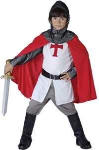 Knight...I need to learn to sew so I can make this...the boys would pee their pants!!
