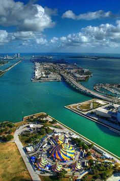 Downtown Miami| Florida (by jherrerafamily)