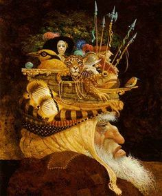 VISIONARY ART | Surrealism and Visionary art: James C. Christensen
