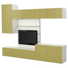 Ikea Framsta bestå framstå tv möbel kombination weiß ikea dvorci palače