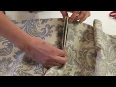 Glorious Make Rod Pocket Curtains Ideas. Enchanting Make Rod Pocket Curtains Ideas. Pinch Pleat Curtains, No Sew Curtains, Pleated Curtains, How To Make Curtains, Pleated Fabric, Rod Pocket Curtains, Curtains With Blinds, Valances, Sewing Tutorials