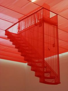 Do Ho Suh's installation art pieces [by jacquemart, via Flickr]