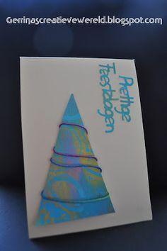 Gerrina's Creatieve Wereld: Kerstkaarten 2 / Christmas cards 2