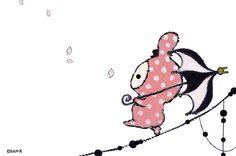 Sentimental Circus, Molang, Kawaii, Circus Party, Vanitas, Cute Art, Hello Kitty, Pokemon, Sanrio Characters