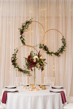 Fall Wedding Centerpieces, Fall Wedding Flowers, Wedding Flower Arrangements, Flower Centerpieces, Floral Wedding, Wedding Decorations, Centerpiece Ideas, Unique Wedding Colors, Botanical Wedding