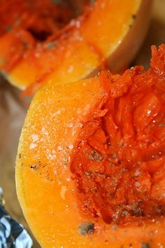 Moroccan Spiced Roasted Butternut Squash | Sirona Sky Yoga