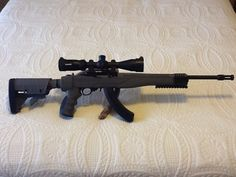 New Ruger 10/22 with ATI and Simmons scope - Ruger Forum