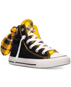 c87c9c3754c5 Converse Big Girls  Chuck Taylor All Star Bow Back Casual Sneakers from  Finish Line Kids - Finish Line Athletic Shoes - Macy s