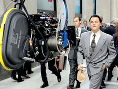 The Wolf of Wall Street On Set PICTURES PHOTOS and IMAGES