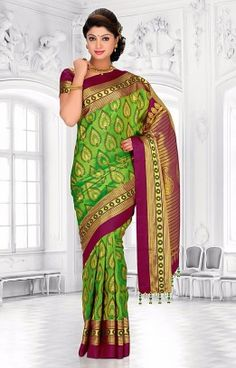 0Wedding silk saree - jai46801