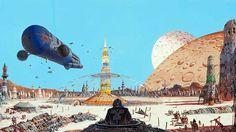 Legendary artist Moebius: Oracle of the Future