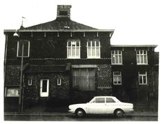 Gemeentehuis van Hoensbroek voor de renovatie - Nieuwstraat - foto Rijckheyt, centrum voor regionale geschiedenis