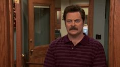 New party member! Tags: hell nick offerman this is my hell