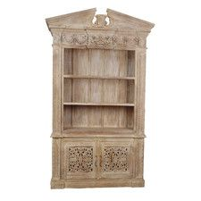 Wood Bookcases   Wayfair