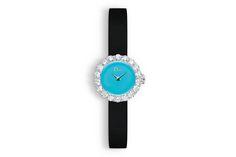 ø 21 mm, quartz movement - Timepiece collections Dior