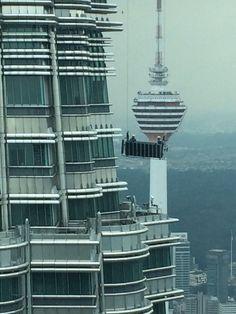 Petronas, twintowers in Kuala Lumpur, Malaysia.