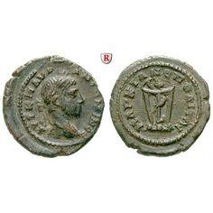 Römische Provinzialprägungen, Thrakien-Donaugebiet, Markianopolis, Elagabal, Bronze 218-222, f.ss/ss+: Thrakien-Donaugebiet,… #coins