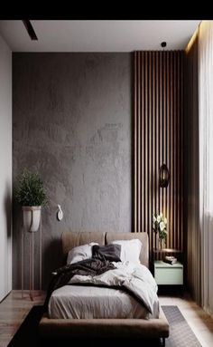 臥房 Most popular stunning minimalist modern master bedroom design best ideas 9 – fugar The Rising Tre Room Design Bedroom, Master Bedroom Interior, Modern Master Bedroom, Home Room Design, Home Decor Bedroom, Bedroom Designs, Bedroom Ideas, Master Suite, Bedroom Furniture