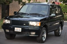 2001 Range Rover 4.6 Holland & Holland Limited Edition