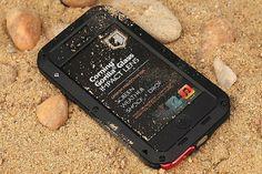Rugged iPhone 5C Case is Shockproof Dustproof and Weatherproof #iPhone #iPhone5C #Accessories