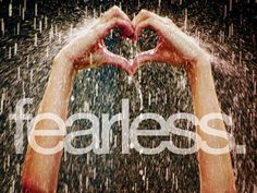 Fearless by Taylor Swift! I love this song!