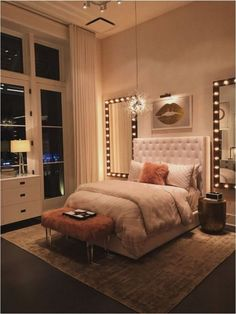 Small room bedroom - 59 the biggest myth about simple bedroom ideas for small rooms apartments layout exposed 28 Cute Bedroom Ideas, Room Ideas Bedroom, Girl Bedroom Designs, Small Room Bedroom, Home Bedroom, Bedroom Inspo, Girls Bedroom, Bed Room, Bedroom Inspiration