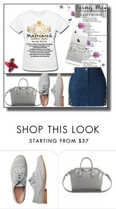 """BEINGMEBOUTIQUE"" by dzemila-c ❤ liked on Polyvore featuring Gap, Givenchy and Christian Dior"