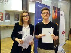 YTM Oxford Debates Crew Karolina, Kacper