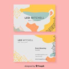Art Business Cards, Beauty Business Cards, Business Card Design, Graphic Design Branding, Brochure Design, Corporate Design, Web Design, Bussiness Card, Abstract Logo