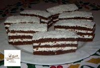 Fincsi receptek: Kókuszos sütik Tiramisu, Cake, Ethnic Recipes, Food, France, Romanian Recipes, Kuchen, Essen, Meals