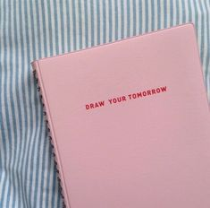 pink, draw, and tomorrow image