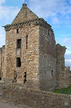 St Andrews Castle East Tower