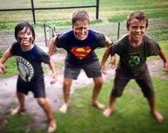 Parklife.... #Camperdown #sydney #mud #superman #zombie #australia by james_powditch
