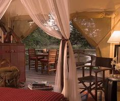 Dream vacation: Fairmont Mara Safari Club, Kenya