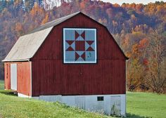 American Barns Quilt Pattern | Barn Quilts and the American Quilt Trail: May 2011