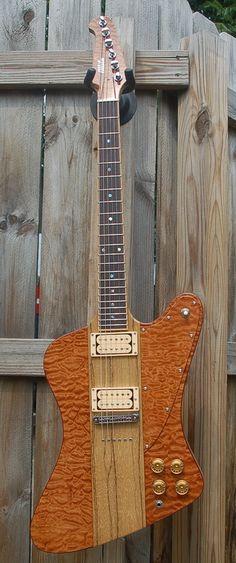 Attila Custom Guitars Custom Firebird Built to Your Specifications   eBay